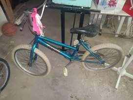 Vendo bici cross