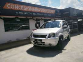 FORD ECOSPORT 2004 PLATEADO ($9.500) NEGOCIABLE