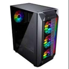 CHASIS GAMING COUGAR MX410 MESH-G RGB FT 600