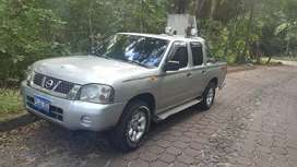 Pick Up nissan frontier AX 2003