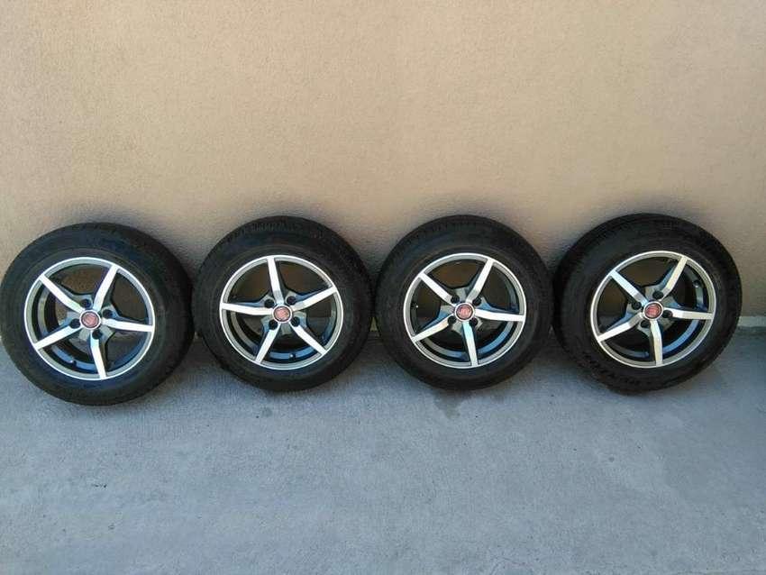 Kit de Neumáticos Dunlop 165/65 R14 0