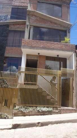 ALQUILER DE HERMOSA CASA EN PUNO PUNO para vivienda u oficina