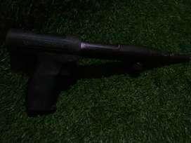 Enchazadora pistola para chazos