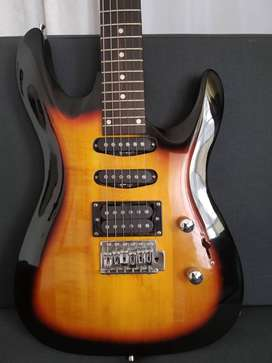 Guitarra eléctrica como nueva.