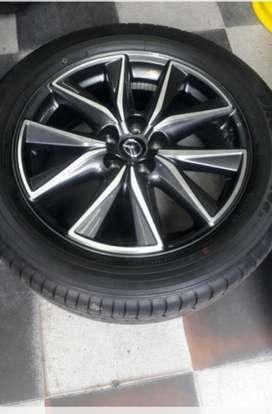 Rines de 19 de Mazda Cx5 Todo Original