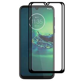 Vidrio Templado Motorola Moto G8 Plus Full Cover Gglue G8 G8 Power Play