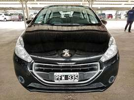Peugeot 208 Active 2015 1.5 nafta impecable