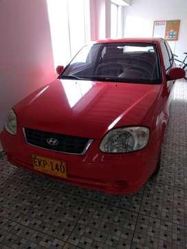Hyundai Accent Gyro 2004