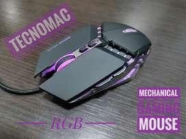 Mouse gamer retroiluminado 7D 3200DPI