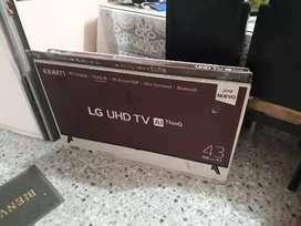 Vendo TV de paquete LG