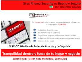 SERVICIOS On-Line de Redes de Sistemas y de Seguridad