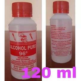 ALCOHOL PURO96