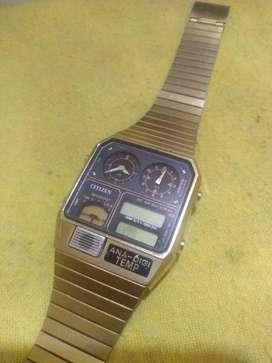 Reloj Citizen LEER DETALLE