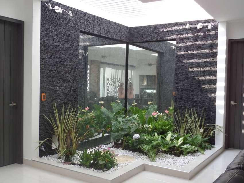 Fuentes de Agua Espejos Cortinas Decoración Jardín Muros Llorones 0
