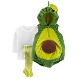 Disfraz Little Avocado Bebés- Carter's