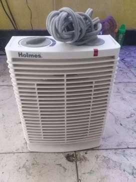 Ventilador calentador