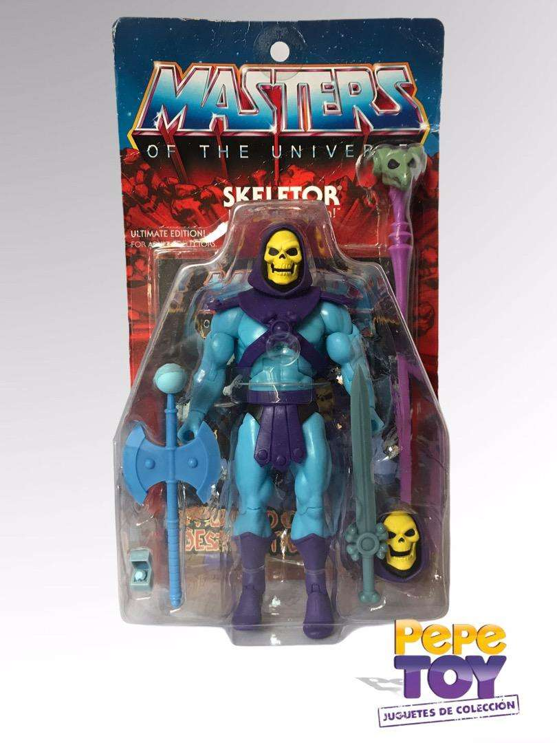 Masters of the Universe Skeletor 0