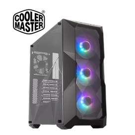 Cooler Master TD500 ARGB CRYSTAL - GABINETE
