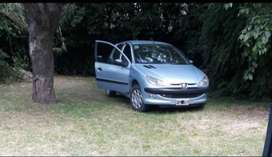 Vendo Peugeot 206 xr premiun 5 p
