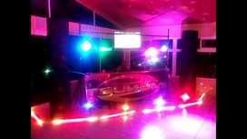 Discoteca  Disco Movil Robot Led