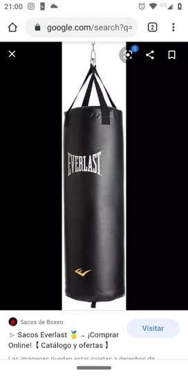 Bolsa Everlast Boxeo 1,20 Metro