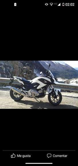 Vendo Honda NC 700 X