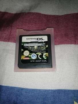 Tarjeta de need for speed underground 2 para Nintendo dsi
