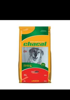 Alimento para Perros Chacal X 22 Kg.