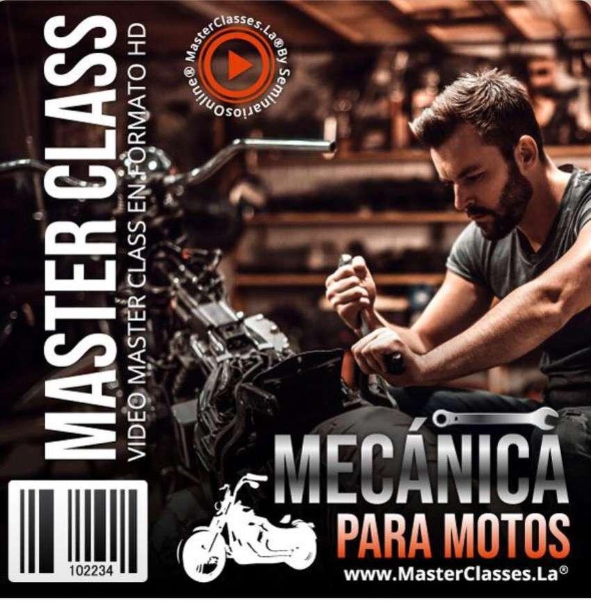 Masterclass muy completo Mecanica y reparacion de bicicletas