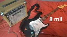 Stratocaster Parquer