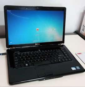 Laptop Dell para estudios o teletrabajo - vendo o cambio