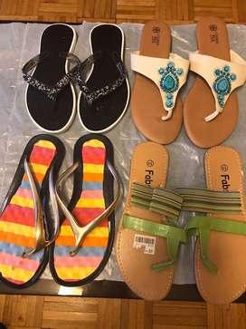 Sandalias nuevas de paquete Talla 5-1/2 (36)