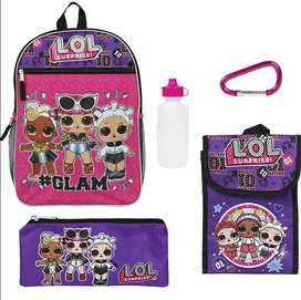 Set Morral LOL Surprise Violeta