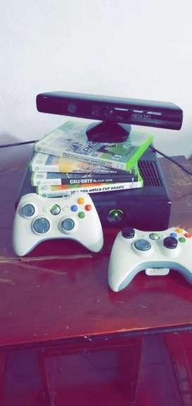 Xbox 360 en Buenas Condiciones Sucúa