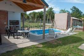 Monte Caseros Casi Ferre - Casa - Weekend Inmobiliaria