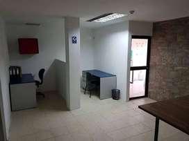 Alquiler de oficina amplia en Urdenor II cerca de la Av. Juan Tanca Marengo