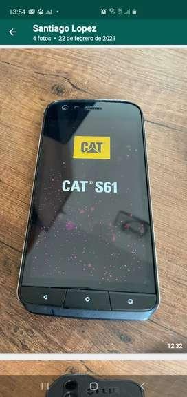 Vendo celular cat S61