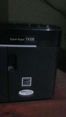 Impresora Epson.en Funcinamiento