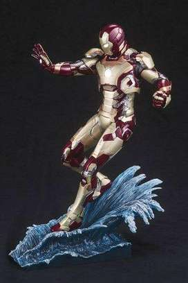 Iron man estatua 28 cm