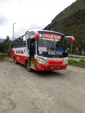 Vendo  bus  urbano hino fc