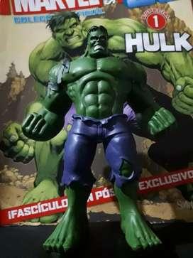 Hulk marvel figural especial