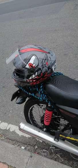 casco como nuevo  talla xl 15 dias de comprado, usado segunda mano  El Porvenir De La Estancia
