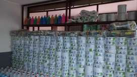 Vendedores para productos de limpieza