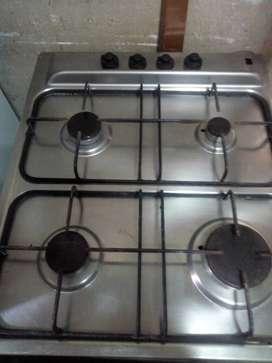 Cocina y anafe domec gas natural