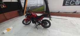 VENDO MOTO RANGER CFZ 250