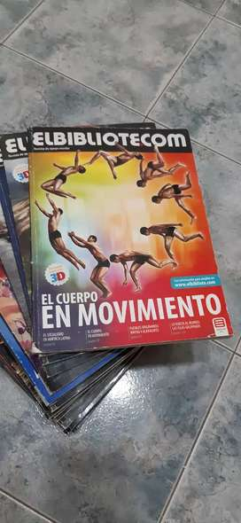 "Revistas ""El bibliotecom"""