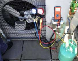 Refrigeración doméstica aire acondicionado neveras, mantenimiento y reparaciones