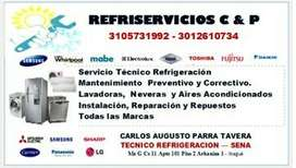 Servicio Tecnico Refrigeración