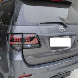 GUIAS LED TOYOTA FORTUNER