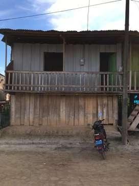 """Se vende casa en Prolongación Miraflores MZ """"B"""" lt 1, San Juan."""